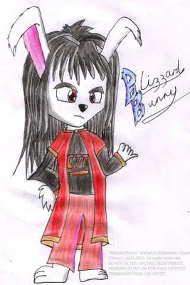 Blizzard Bunny