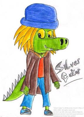 Silver Gator sketch