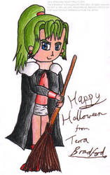 Halloween piccy 1 - Terra by freqrexy
