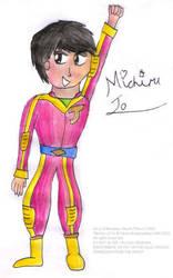 Michiru Jo sketch by freqrexy