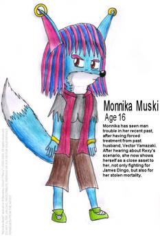 AnotherNewGen profile- Monnika