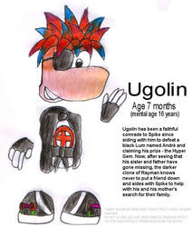 Another New Gen profile-Ugolin by freqrexy