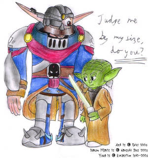 Praxis and Yoda- Lost Brothers