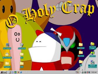 O Holy Desktop by freqrexy