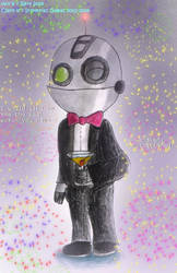 Secret Agent Clank by freqrexy