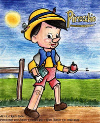 -DISNEY- The Happy Lil Puppet