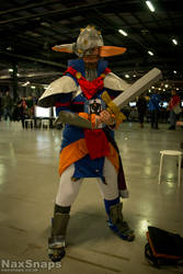 Play Expo 2013: Baron Praxis by freqrexy