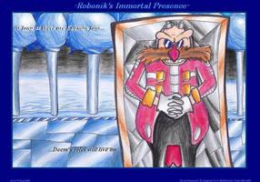 $EGGMAN$ Immortal Presence by freqrexy