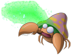 Parasect used Spore!
