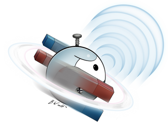 Magnemite used Sonic Boom! by freqrexy