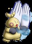 Makuhita used Smelling Salts!