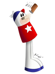 July 2018 Patron's Choice - Homestar Runner by freqrexy
