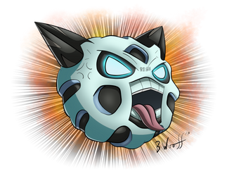 Glalie used Torment! by freqrexy