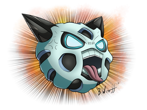 Glalie used Torment!
