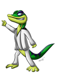 October 2018 Patreon's Choice - Gex by freqrexy