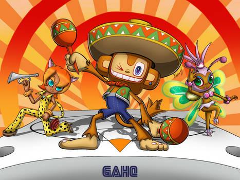 GAHQ DC: Samba de Amigo