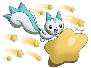Pachirisu used Last Resort!