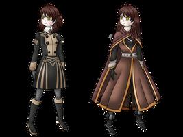 Commission: Numagakure's Fire Emblem OC