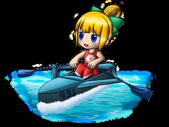 Nintendolympics - Roll, Roll, Roll Your Boat