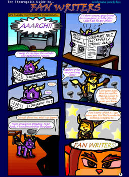 Spyro+Ratchet - Fan Writers p1