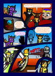 Spyro+Ratchet - Fan Writers p2 by freqrexy