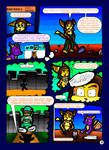 Spyro+Ratchet - Fan Writers p4 by freqrexy