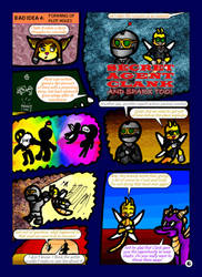 Spyro+Ratchet - Fan Writers p6 by freqrexy