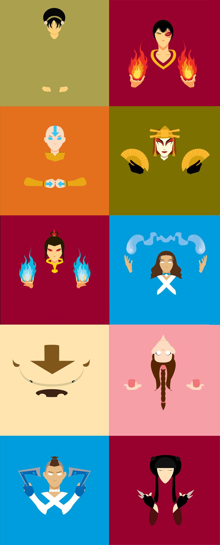 Quilt of Avatar