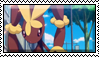 Mega Lopunny Stamp by Toxiee