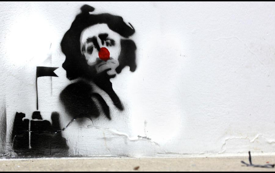 A Sad Clown by hzikill on DeviantArt