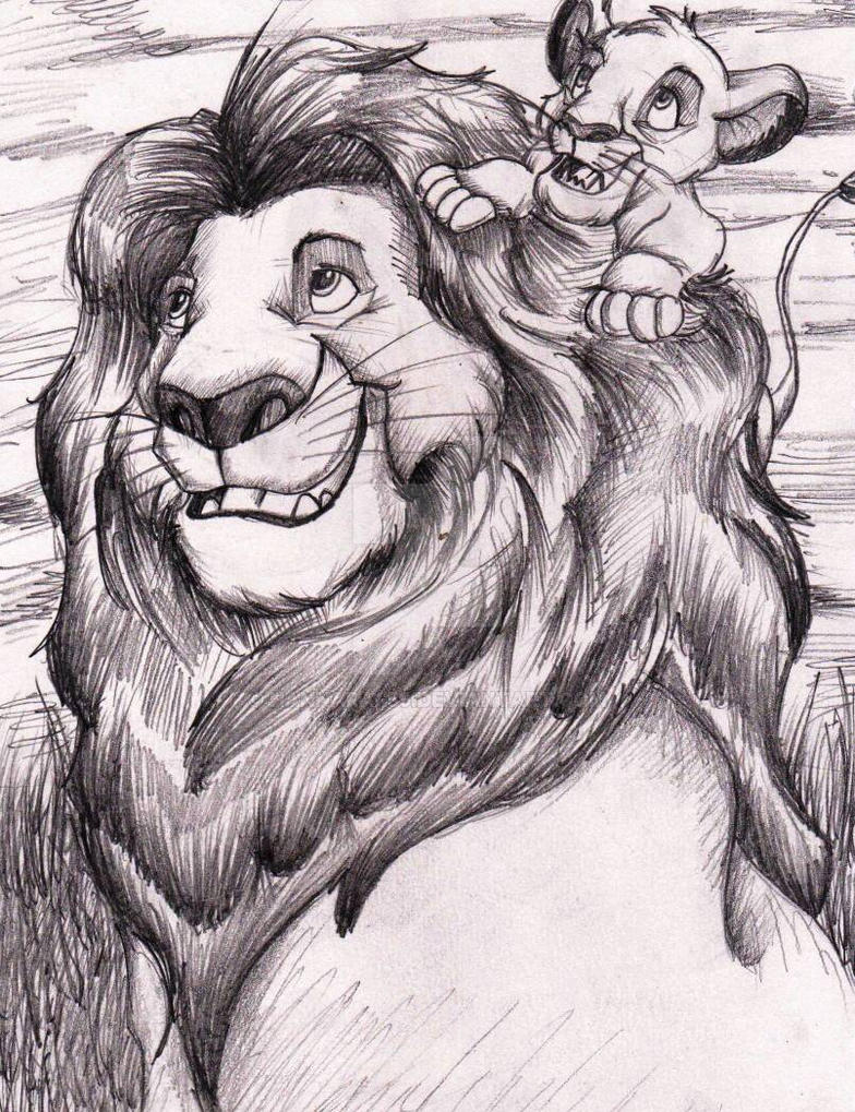 Father and Son by Hannara459