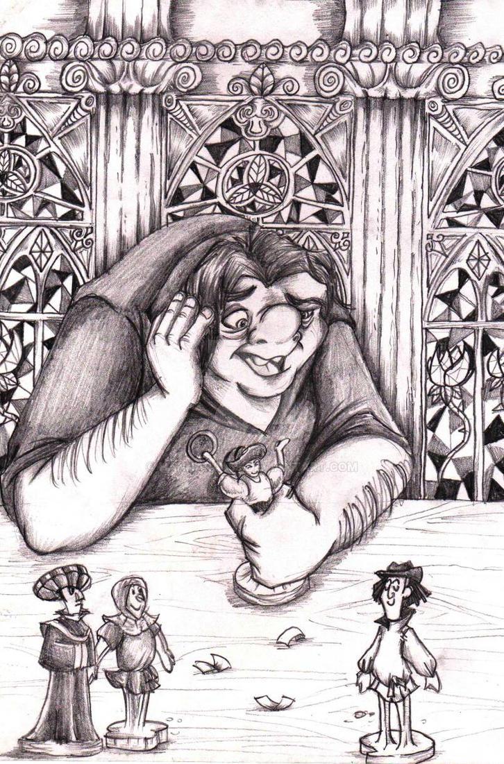 Quasimodo by Hannara459