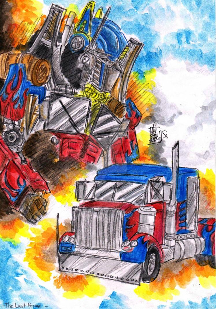 The Last Prime by Hannara459