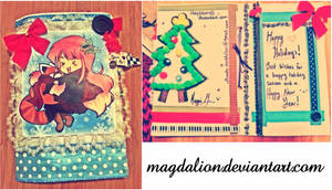 Final Holiday Card Project 2013