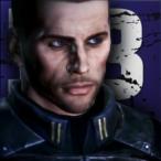 ME3 Shepard Avatar 01 by Viggorrah