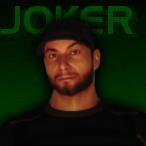 ME1 Joker Avatar by Viggorrah