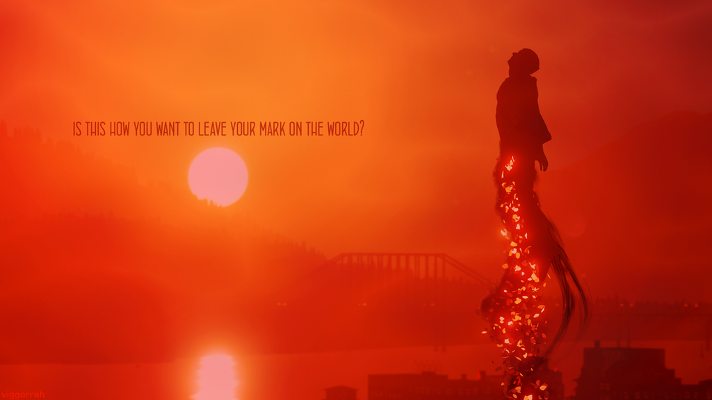 Delsin Rowe Wallpaper by Viggorrah on DeviantArt