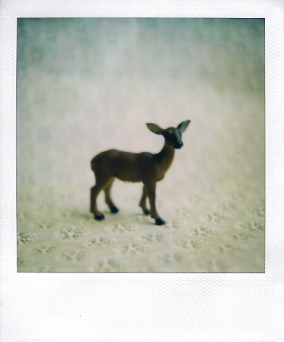 Miniature Deer by chemista