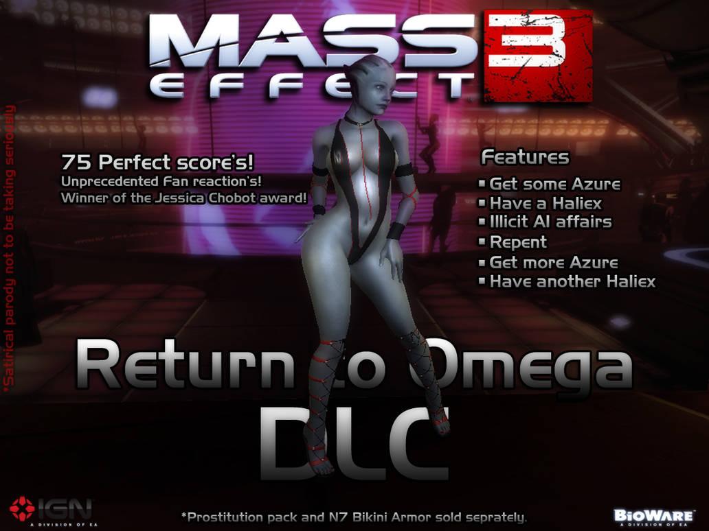 Return to Omega DLC! by LoversLab on DeviantArt
