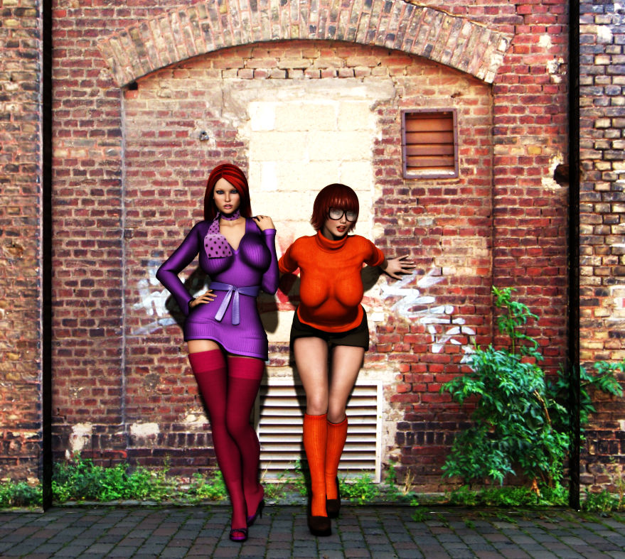 Daphne and Thelma