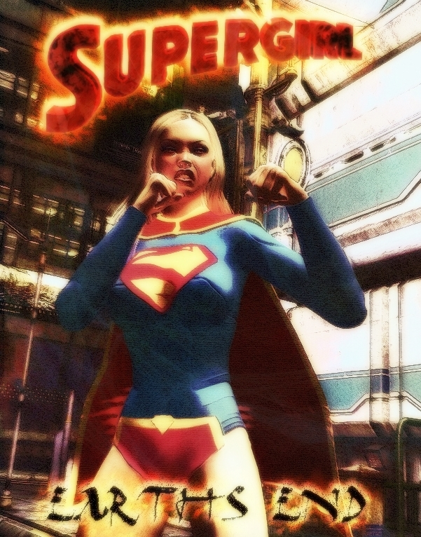 Supergirl earths End by LoversLab