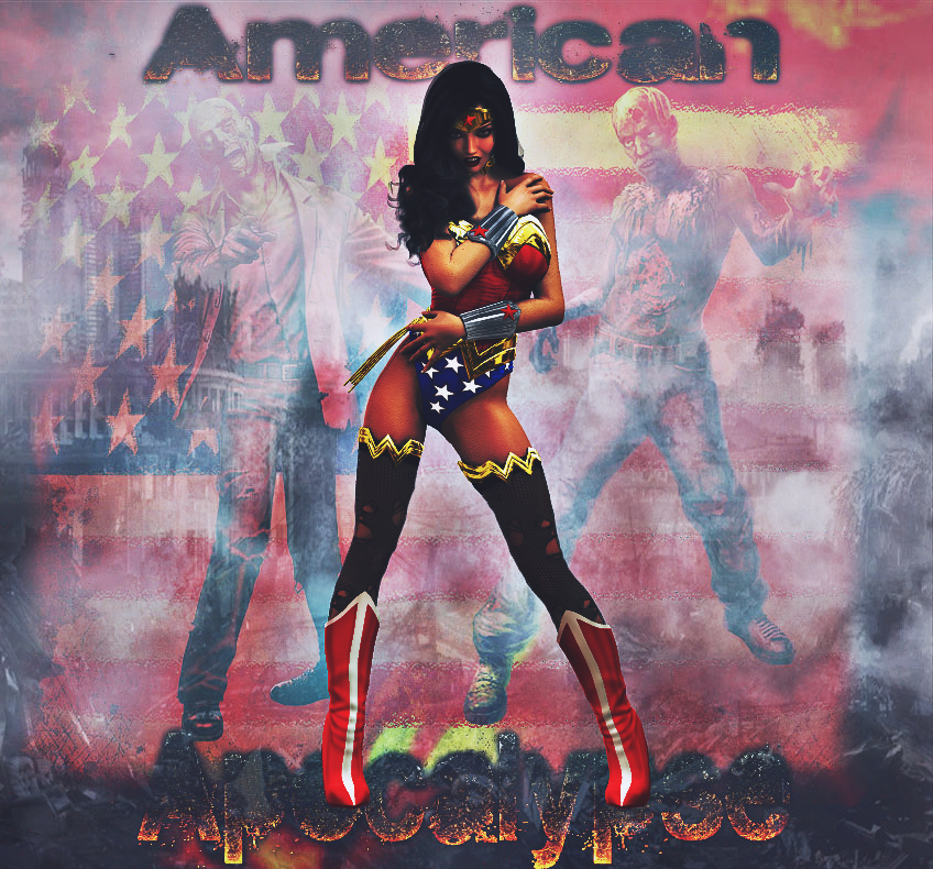 Wonder Woman American Apocalypse by LoversLab
