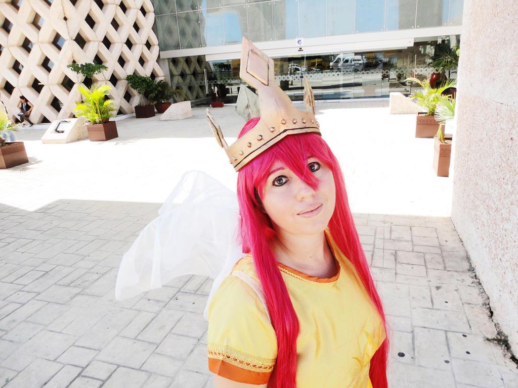 Princess Aurora CHILD OF LIGHT 1 by 0Sora-kun0