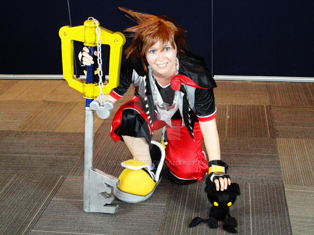 Sora Kingdom Hearts 3D by 0Sora-kun0