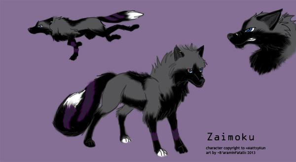 Zaimoku by Baramin-Fatalis