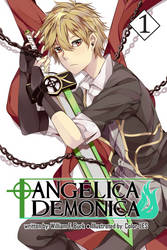 Angelica/Demonica Cover Art