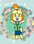 Isabelle by nerdsdrawings