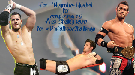 :Alex Shelley banner for Neurotic-Idealist: by RyanTaylorGirl