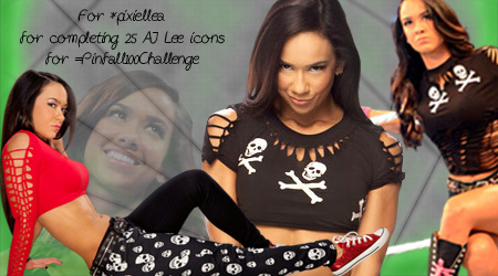 :AJ Banner for pixiellea: by RyanTaylorGirl