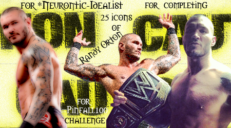 :Randy Orton Banner for Neurotic-Idealist: by RyanTaylorGirl